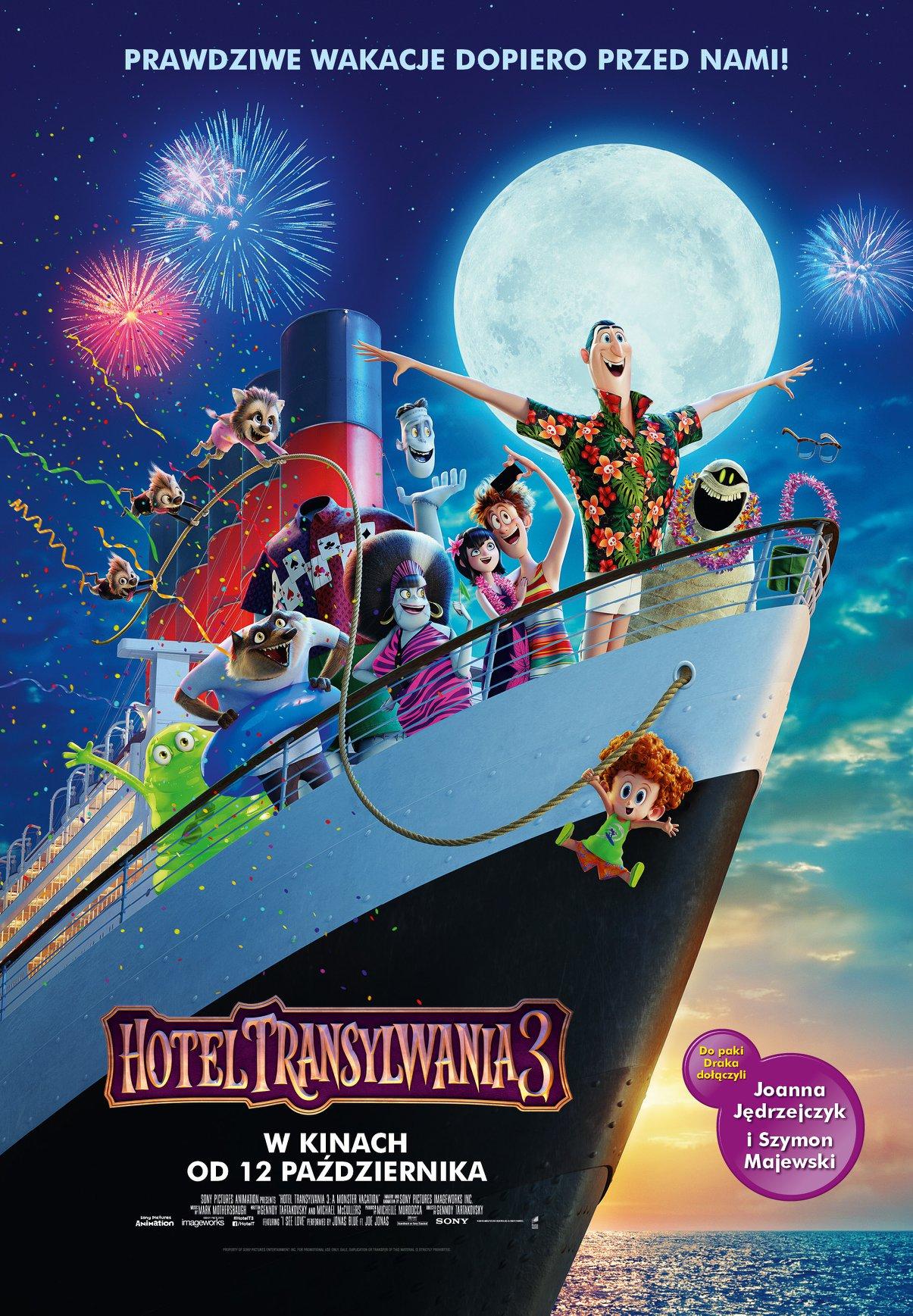 HOTEL TRANSYLWANIA 3  2D DUBBING